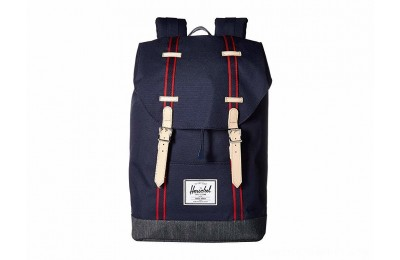 Herschel Supply Co. Retreat Peacoat/Dark Denim - Black Friday 2020