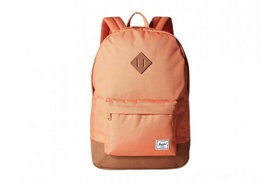 Herschel Supply Co. Heritage Apricot Brandy/Saddle Brown