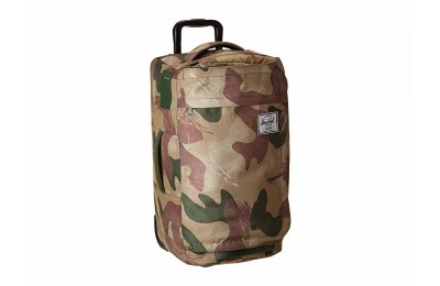 Herschel Supply Co. Wheelie Outfitter 50L Brushstroke Camo