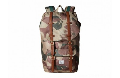 Herschel Supply Co. Little America Brushstroke Camo