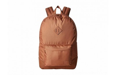 Herschel Supply Co. Heritage Light Saddle Brown