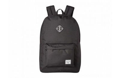 Herschel Supply Co. Heritage Black/Checkerboard - Black Friday 2020