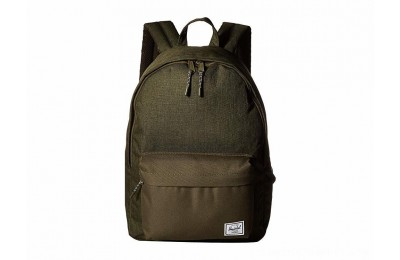 Herschel Supply Co. Classic Olive Night Crosshatch/Olive Night - Black Friday 2020