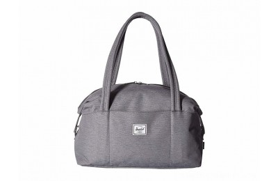 Herschel Supply Co. Strand X-Small Mid Grey Crosshatch