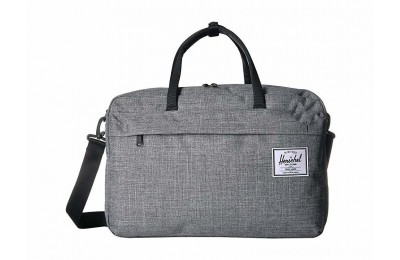 Herschel Supply Co. Bowen Raven Crosshatch - Black Friday 2020