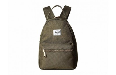 Herschel Supply Co. Nova Mini Olive Night Crosshatch/Olive Night - Black Friday 2020
