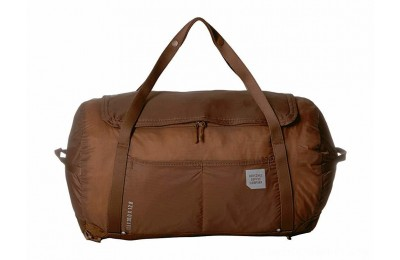 Herschel Supply Co. Ultralight Duffel Saddle Brown
