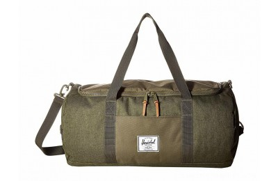 Herschel Supply Co. Sutton Olive Night Crosshatch/Olive Night - Black Friday 2020