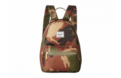 Herschel Supply Co. Nova Mini Woodland Camo