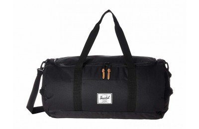 Herschel Supply Co. Sutton Black 2 - Black Friday 2020