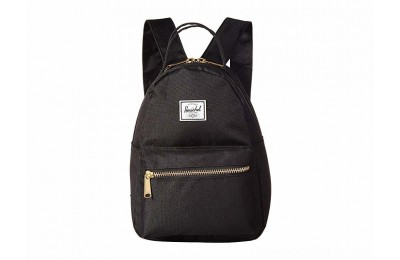Herschel Supply Co. Nova Mini Black 1