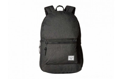 Herschel Supply Co. Settlement Black Crosshatch