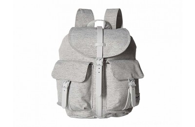 Herschel Supply Co. Dawson X-Small Light Grey Crosshatch