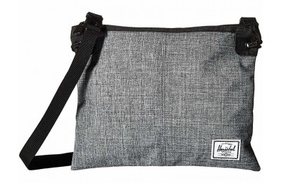 Herschel Supply Co. Alder Raven Crosshatch