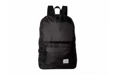 Herschel Supply Co. Packable Daypack Black - Black Friday 2020