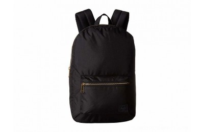 Herschel Supply Co. Settlement Mid-Volume Light Black - Black Friday 2020
