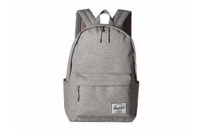 Herschel Supply Co. Classic X-Large Light Grey Crosshatch