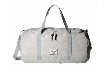 Herschel Supply Co. Sutton Light Grey Crosshatch