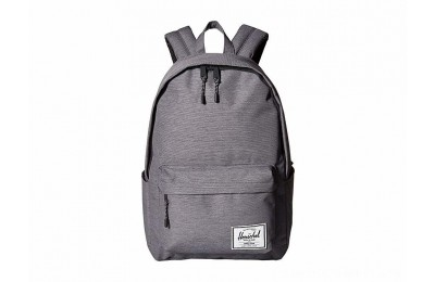 Herschel Supply Co. Classic X-Large Mid Grey Crosshatch