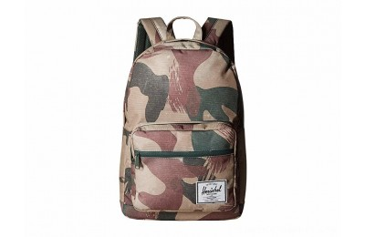 Herschel Supply Co. Pop Quiz Brushstroke Camo