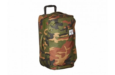 Herschel Supply Co. Wheelie Outfitter 50L Woodland Camo