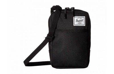 Herschel Supply Co. Sinclair Large Black - Black Friday 2020