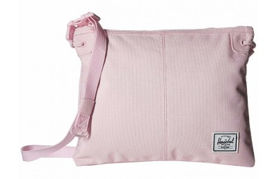 Herschel Supply Co. Alder Pink Lady Crosshatch