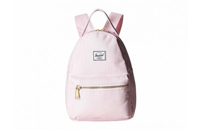 Herschel Supply Co. Nova Mini Pink Lady Crosshatch