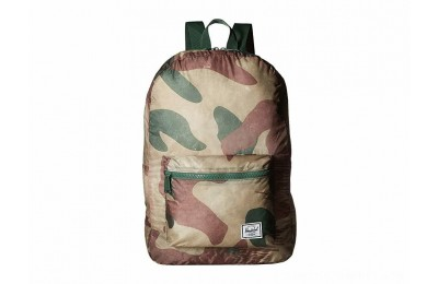 Herschel Supply Co. Packable Daypack Brushstroke Camo