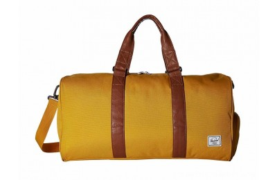 Herschel Supply Co. Novel Mid-Volume Arrowwood/Tan Synthetic Leather