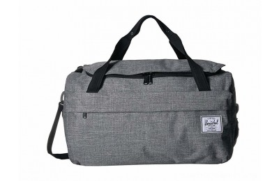 Herschel Supply Co. Outfitter Luggage 50 L Raven Crosshatch