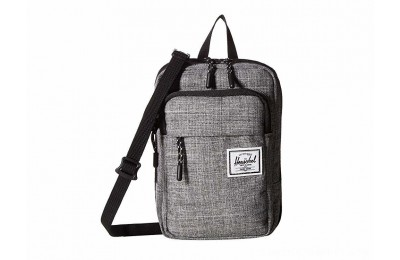 Herschel Supply Co. Form Crossbody Large Raven Crosshatch