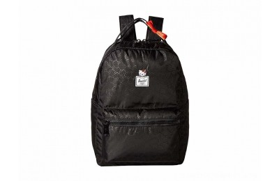 Herschel Supply Co. Nova Mid-Volume Black 1 - Black Friday 2020