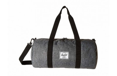 Herschel Supply Co. Sutton Mid-Volume Raven Crosshatch/Black - Black Friday 2020