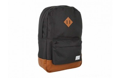 Herschel Supply Co. Heritage Black - Black Friday 2020