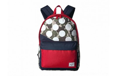 Herschel Supply Co. Classic X-Large Frog Camo/Barbados Cherry/Polka Dot - Black Friday 2020