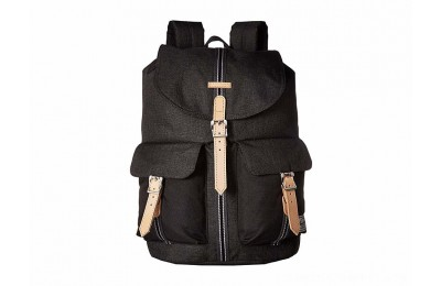 Herschel Supply Co. Dawson Backpack Black Crosshatch/Black - Black Friday 2020