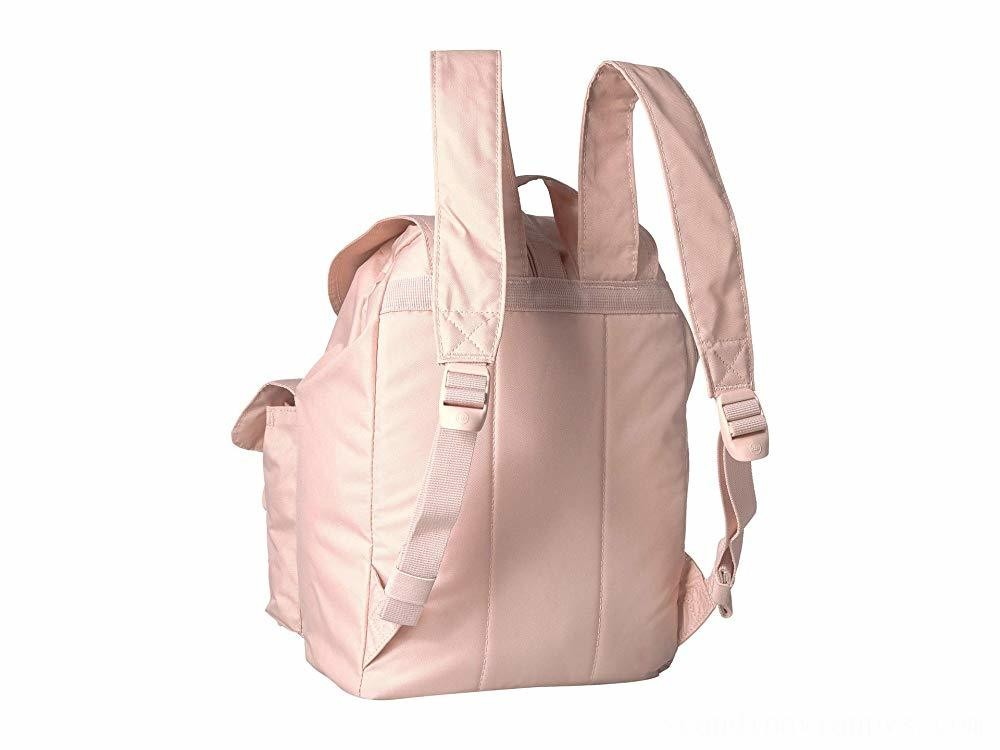 Herschel Supply Co. Dawson Small Light Cameo Rose