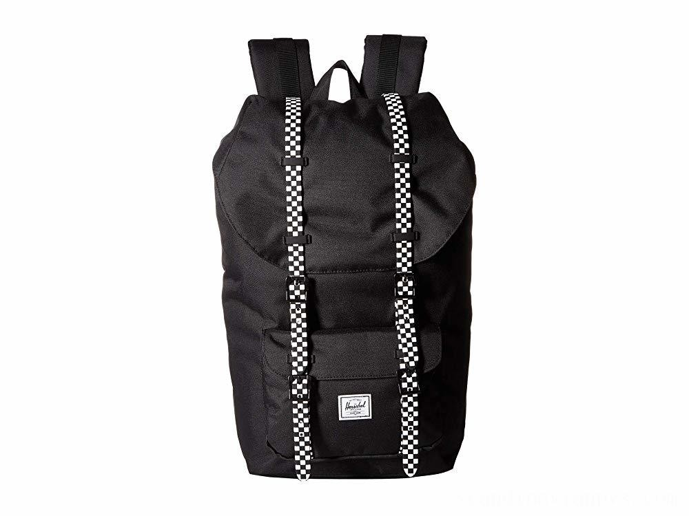 Herschel Supply Co. Little America Black/Checkerboard