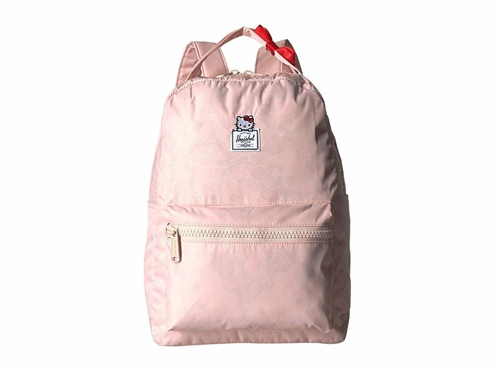 Herschel Supply Co. Nova Mid-Volume Cameo Rose