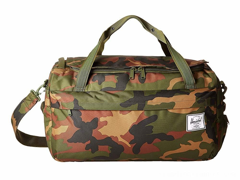 Herschel Supply Co. Outfitter Luggage 50 L Woodland Camo - Black Friday 2020