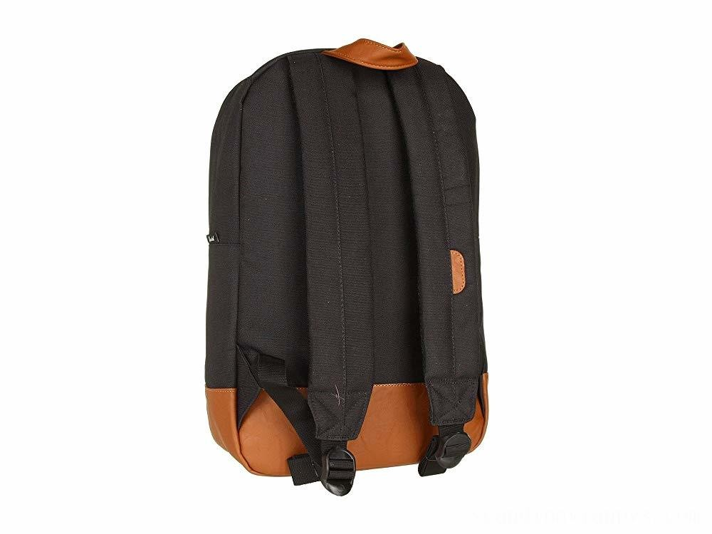 Herschel Supply Co. Heritage Mid-Volume Black - Black Friday 2020