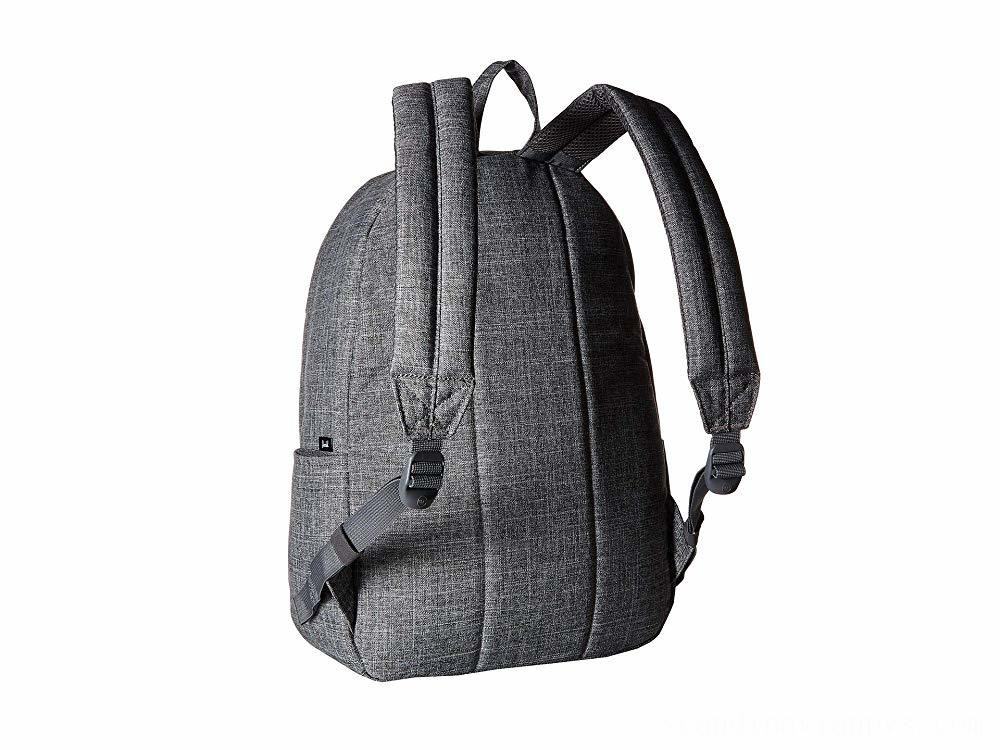 Herschel Supply Co. Classic X-Large Raven Crosshatch - Black Friday 2020