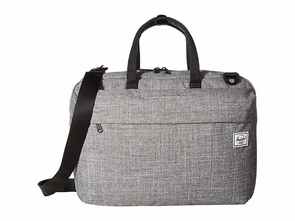Herschel Supply Co. Sandford Raven Crosshatch