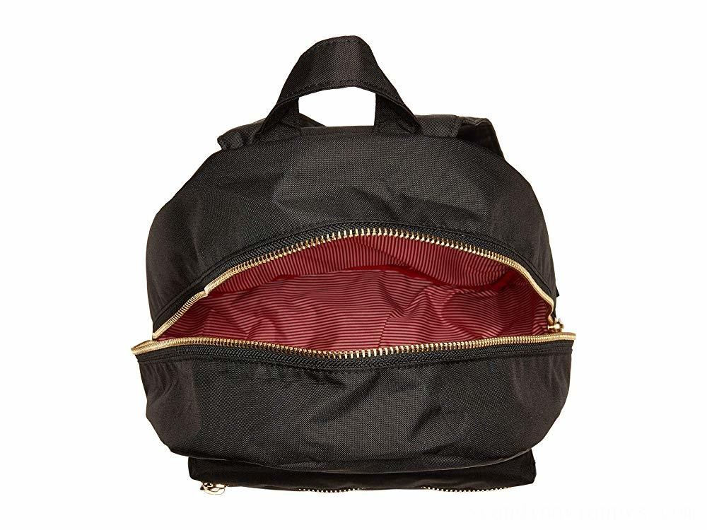 Herschel Supply Co. Grove Small Light Black - Black Friday 2020