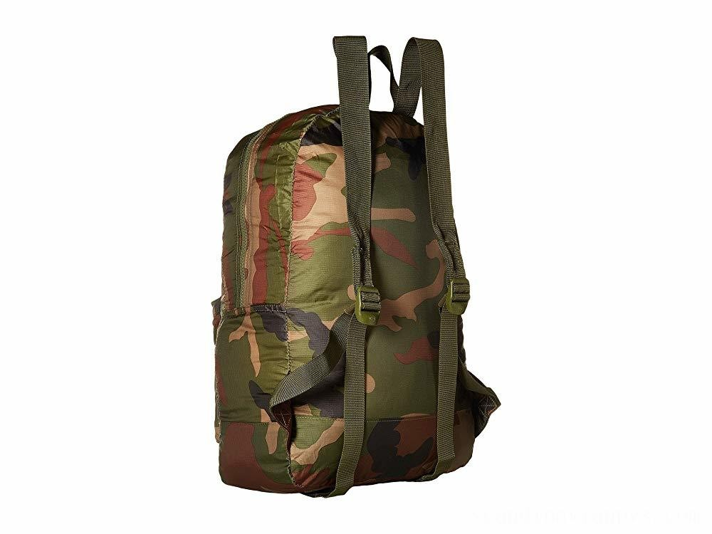 Herschel Supply Co. Packable Daypack Woodland Camo 1