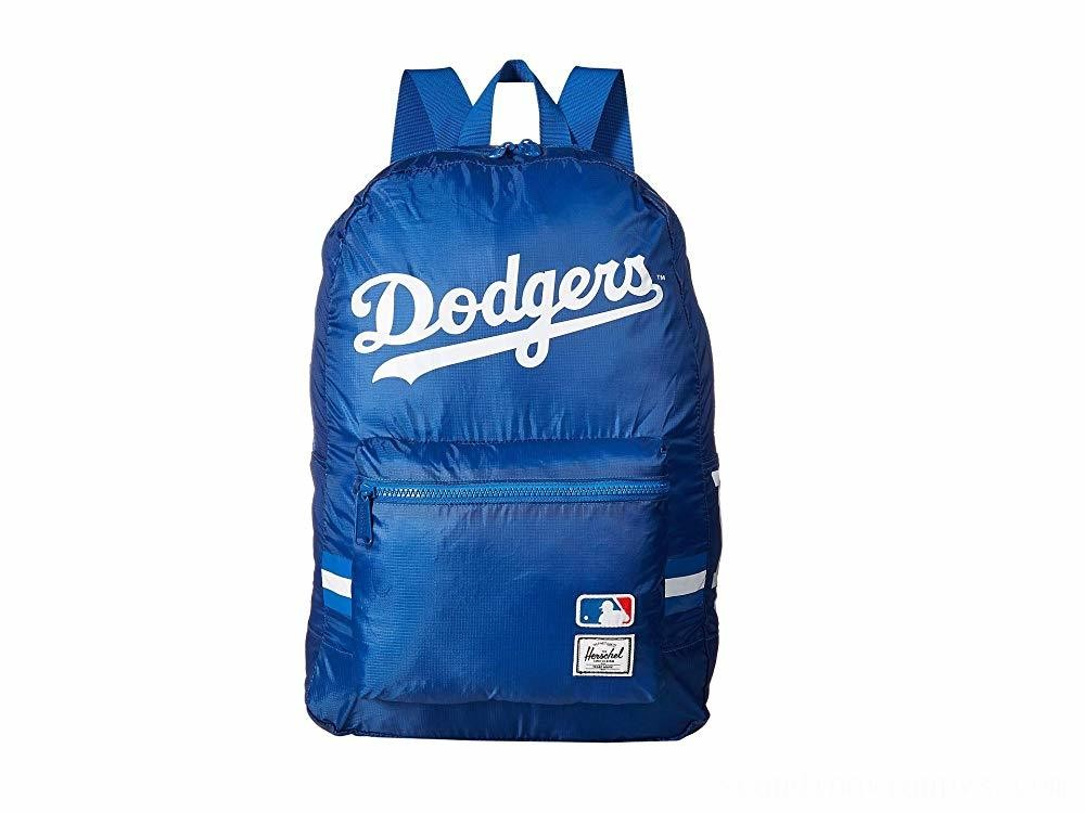 Herschel Supply Co. Packable Daypack Los Angeles Dodgers/Blue