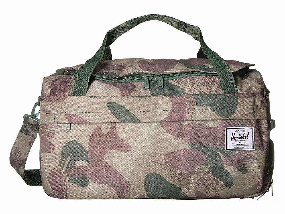 Herschel Supply Co. Outfitter Luggage 50 L Brushstroke Camo