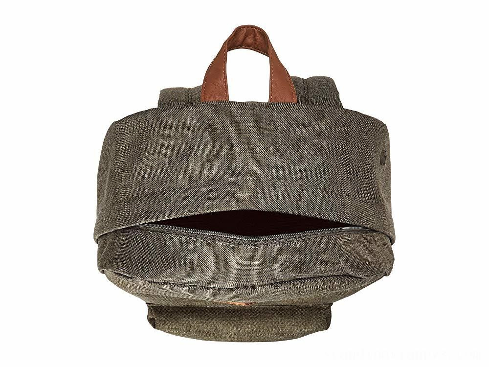 Herschel Supply Co. Heritage Canteen Crosshatch/Tan Synthetic Leather - Black Friday 2020