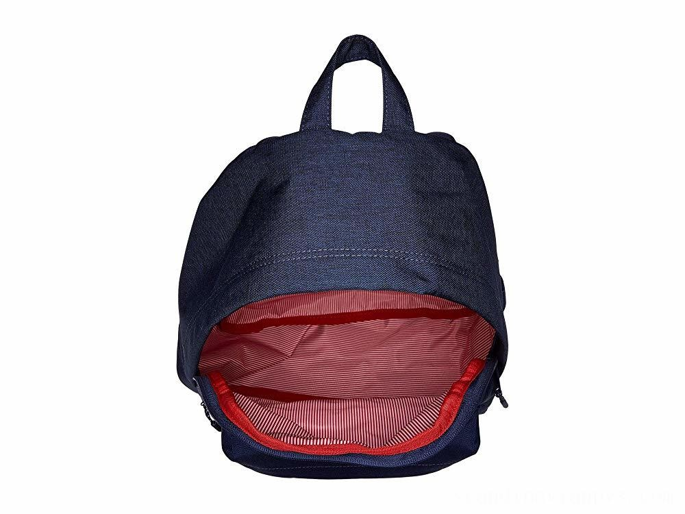 Herschel Supply Co. Classic Medieval Blue Crosshatch/Medieval Blue